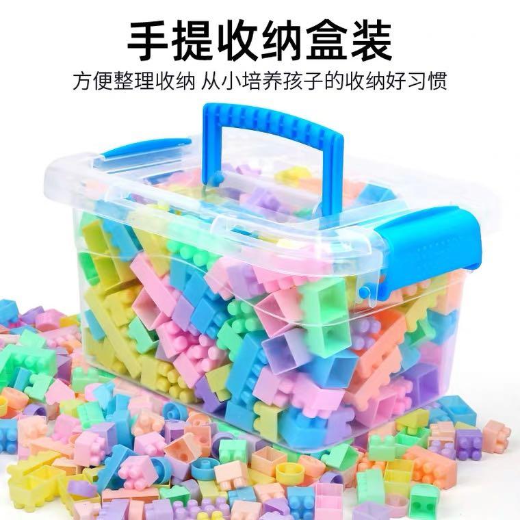 儿童积木拼装400片