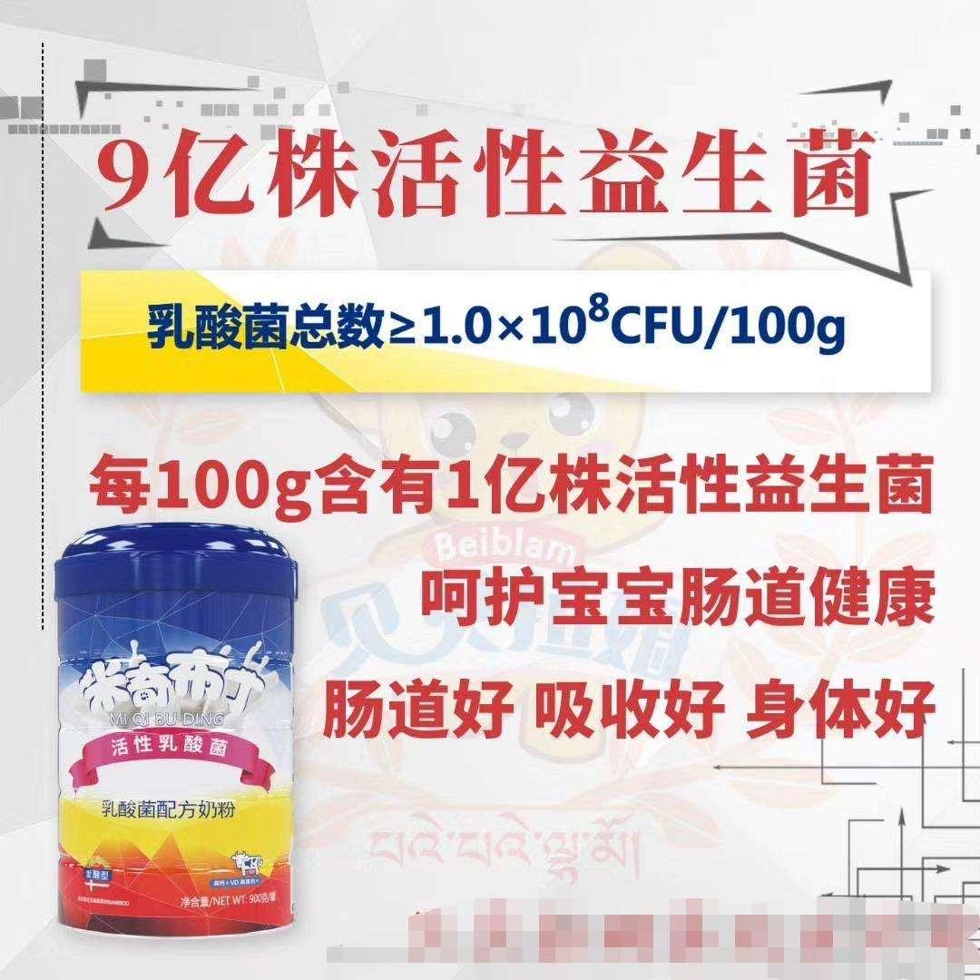 乳酸菌奶粉