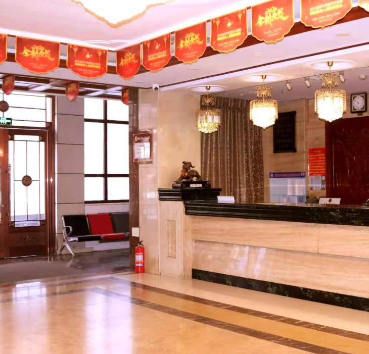河北衡水泰珑宾馆豪华标准间