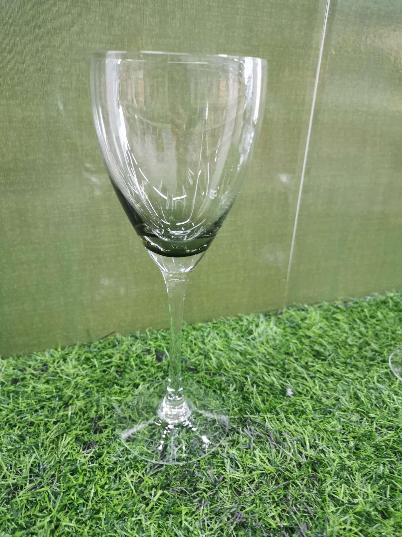 高档水晶红酒杯