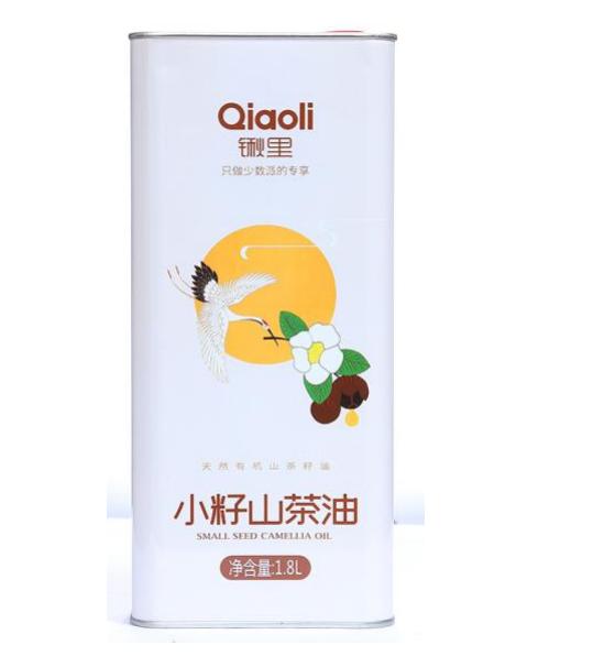 靖州山茶油1.8L